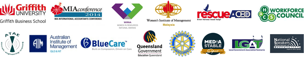 Tarran Deane has worked with some extraordinary folks and loves coming alongside leaders to navigate change and help them Think Right. Act Smart. Lead Better. And, that's very cool! Contact the team today info@tarrandeane.com for information on bringing Tarran in to work with your people and audiences.