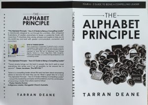 Sometimes you've just got to spell it out and hit the shift key, if you want to be better and you want to confidently know you can rely on your team to have your back and deliver on promises. Pre-Order https://www.tarrandeane.com/alphabet/